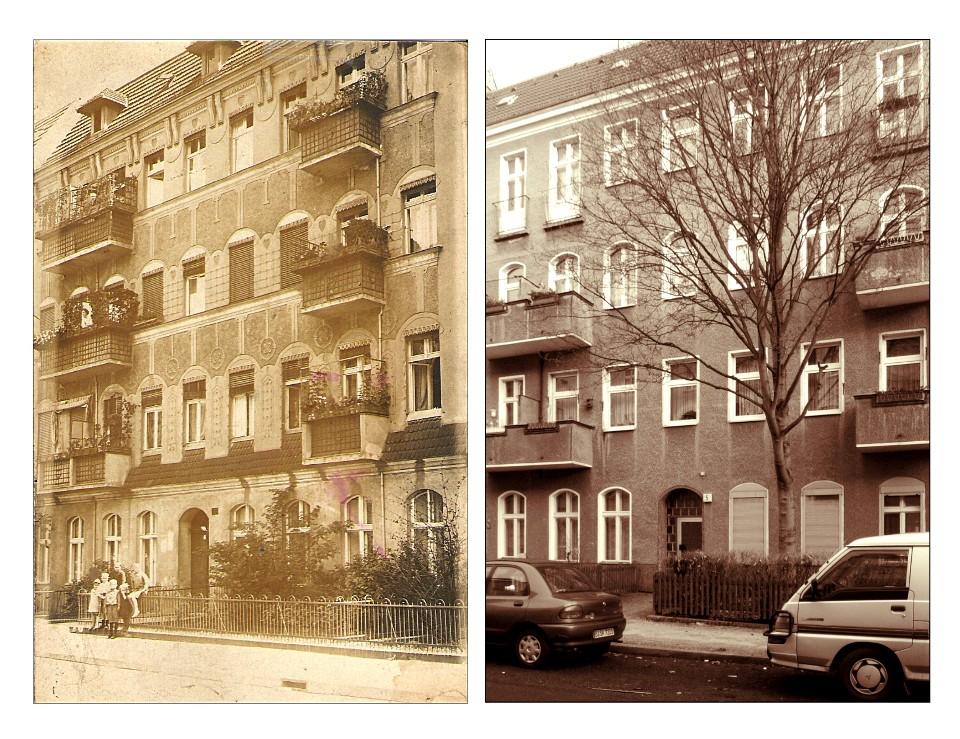 ein Haus im Wandel der Zeit