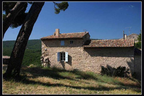 Ein Haus in der Provence