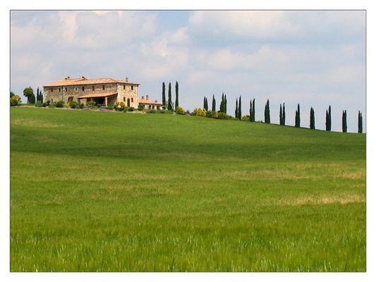 Ein Haus in der Toskana....