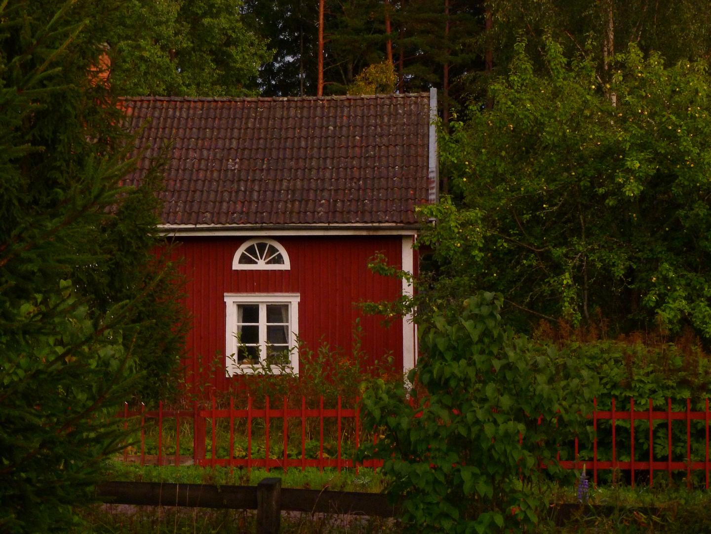 Ein Haus irgendwo in Smaland