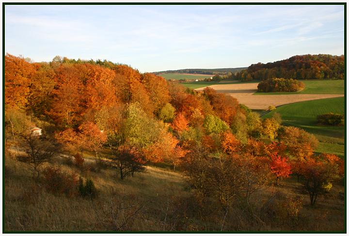 ein Herbstnachmittag...