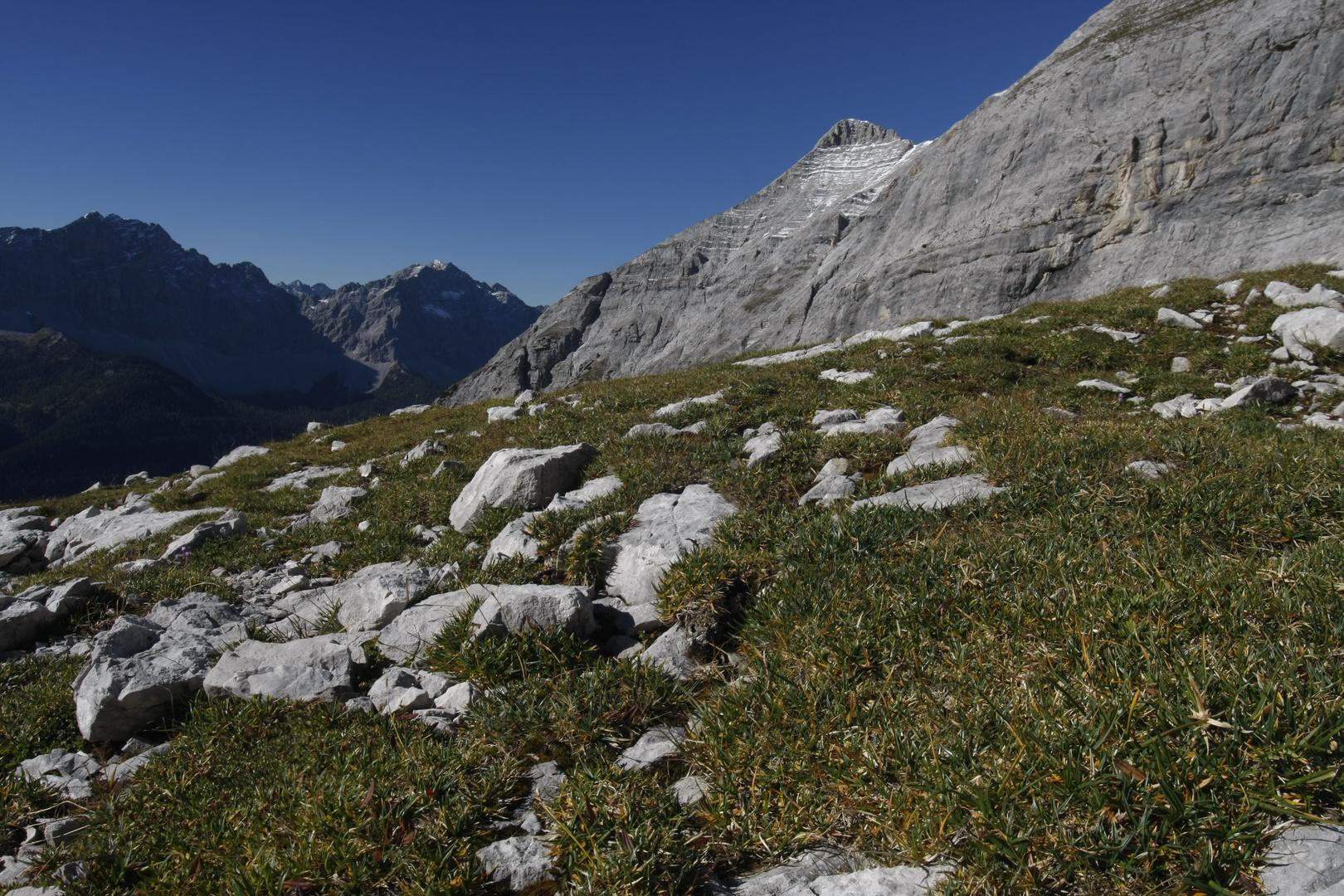 Ein Herbsttag im Karwendel