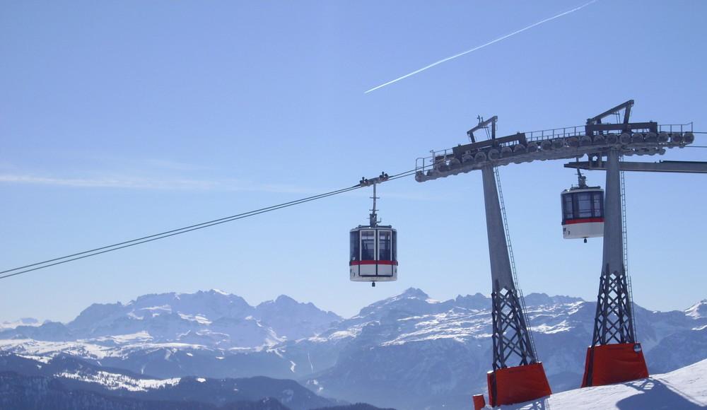Ein Herrlicher Skitag