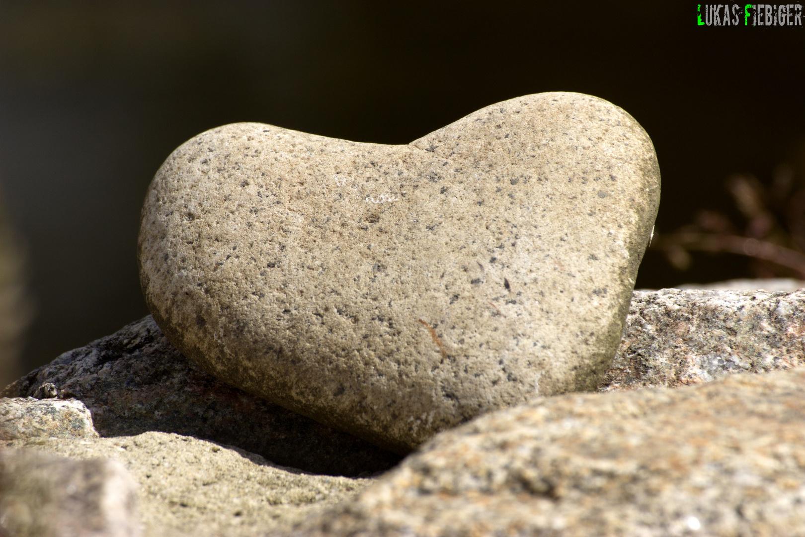 Ein Herz aus Stein...
