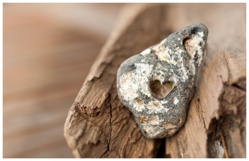 ein Herz aus Stein ...