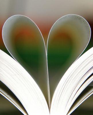 Ein Herz für Bücher!