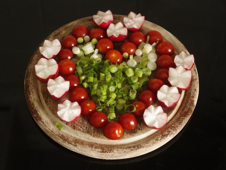 Ein Herz für gutes Essen