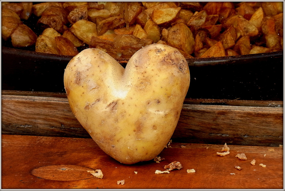 Ein Herz für Kartoffeln
