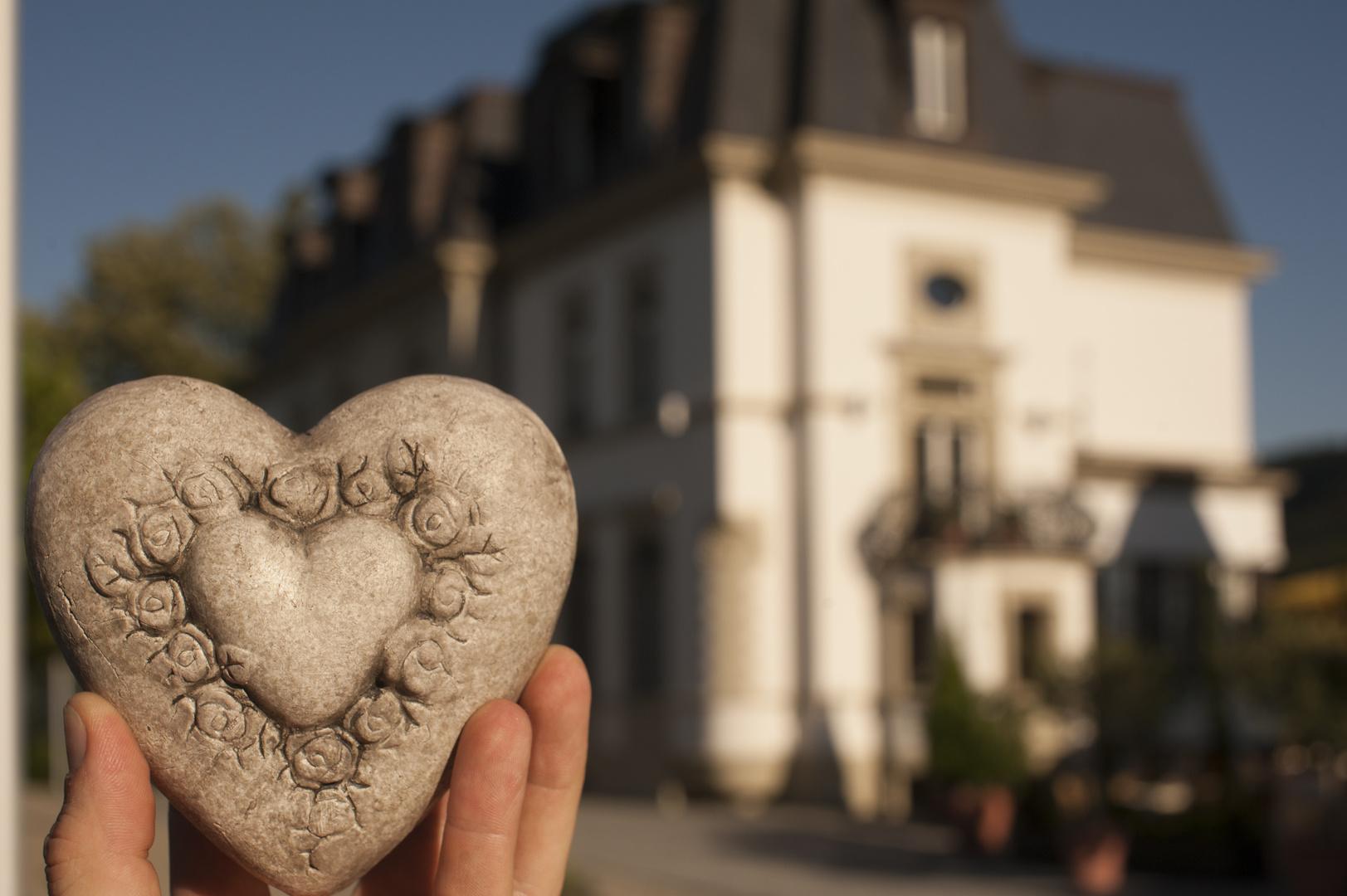 Ein Herz fürs Schlössle in Laufenburg