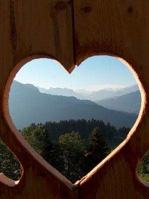 Ein Herz-licher Ausblick