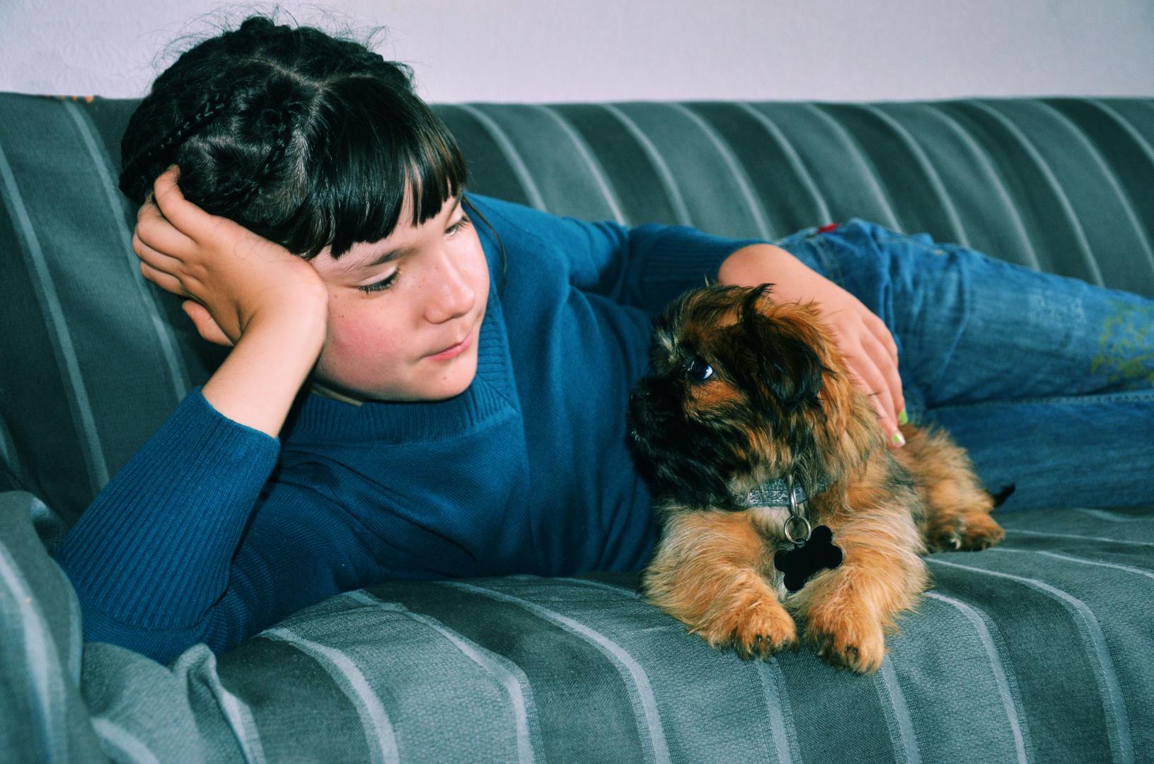 Ein Herz und ein Hund
