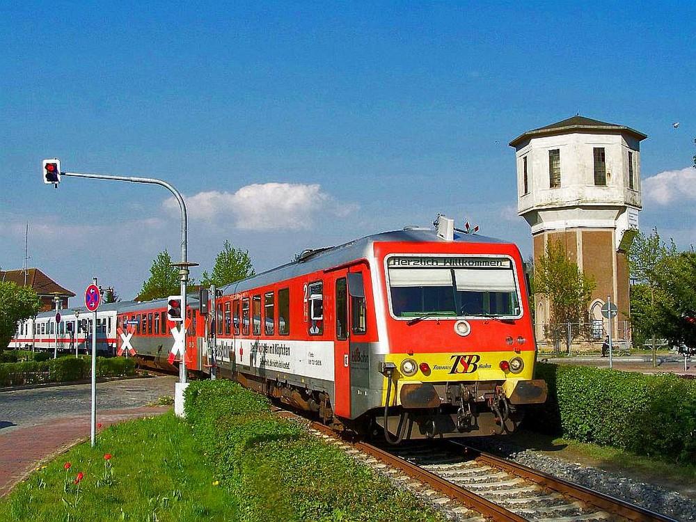 Ein Hesse in Niebüll