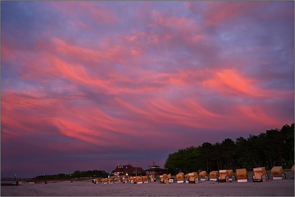 Ein Himmel wie gemalt...