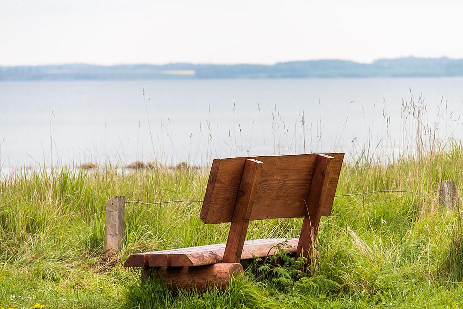 .. ein idyllisches Plätzchen an der Ostsee ...