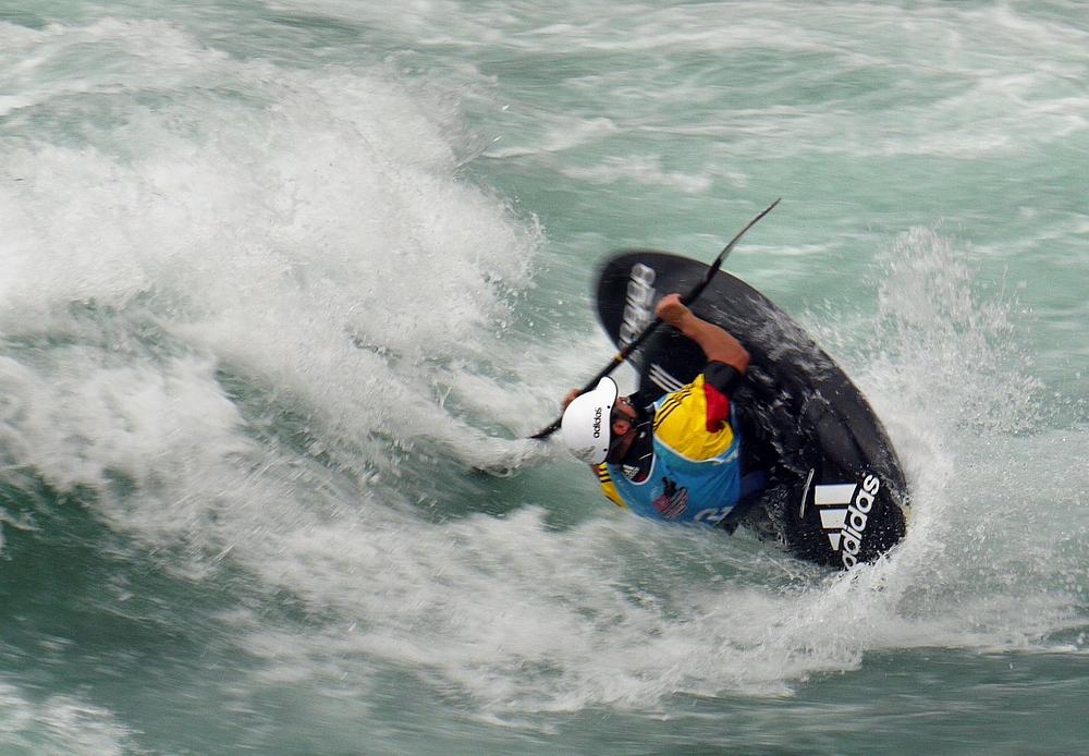 ein interessanter Wassersport