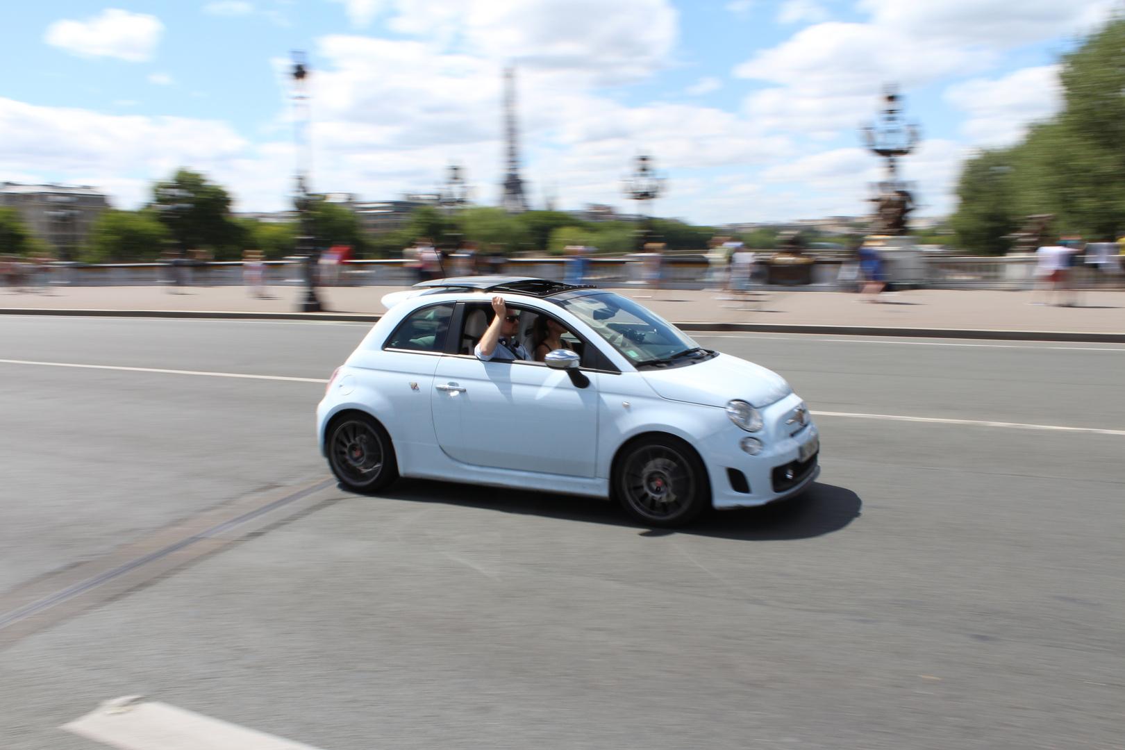Ein italiener in Paris