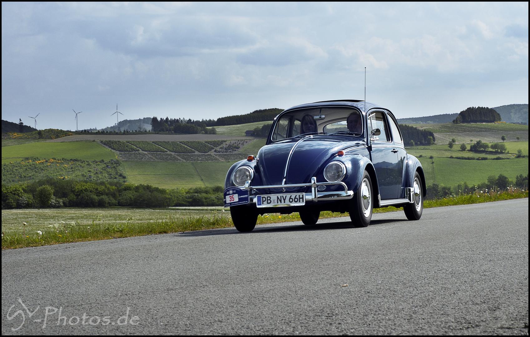 Ein Käfer im Sauerland...
