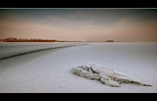 - Ein kalter Wintermorgen -