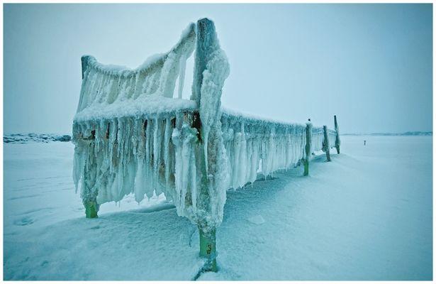 Ein kaltes Bett:-)