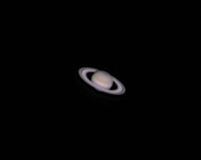 Ein keiner Saturn