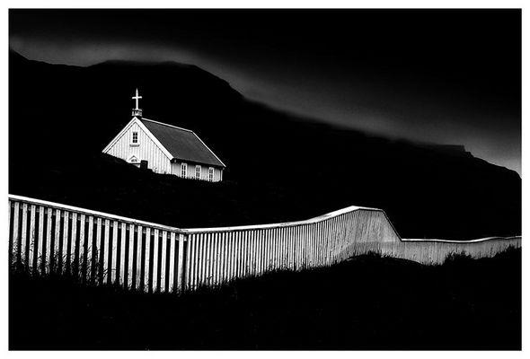 Ein Kirche in Island!
