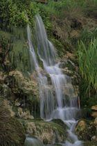 """Ein kleiner """"Wasserfall"""""""