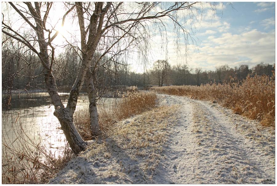 Ein kleiner Winterspaziergang