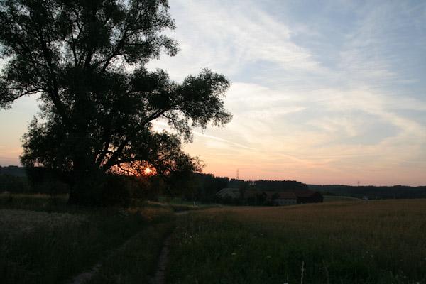 Ein kleines Dorf in Ermland