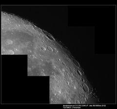 Ein kleines Mondpanorama