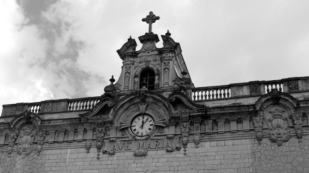 Ein Kloster auf Mallorca