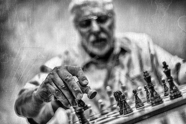 ein kluger Schachzug