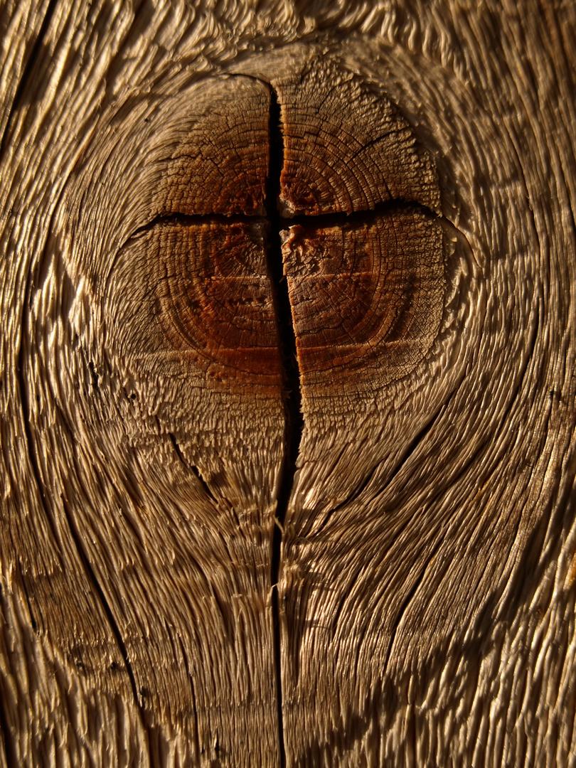 Ein Kreuz....