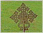 Ein Kreuz für das Grab von Machbuba,   ..