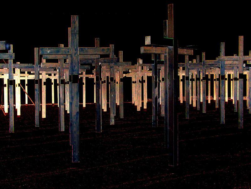 ein Kreuz für jeden...