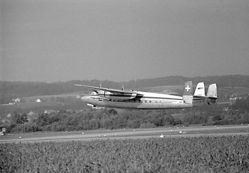 Ein kurioser Vogel: Airspeed AS57 Ambassador