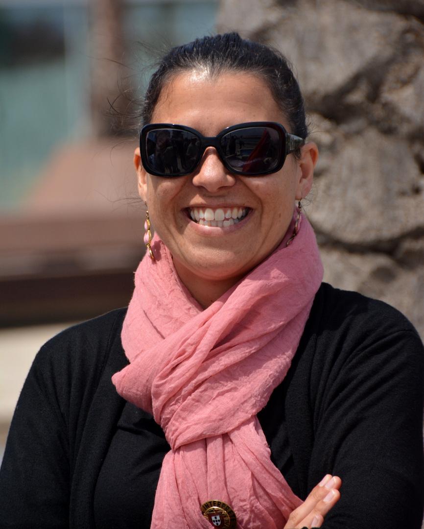 Ein Lächeln von Vanessa