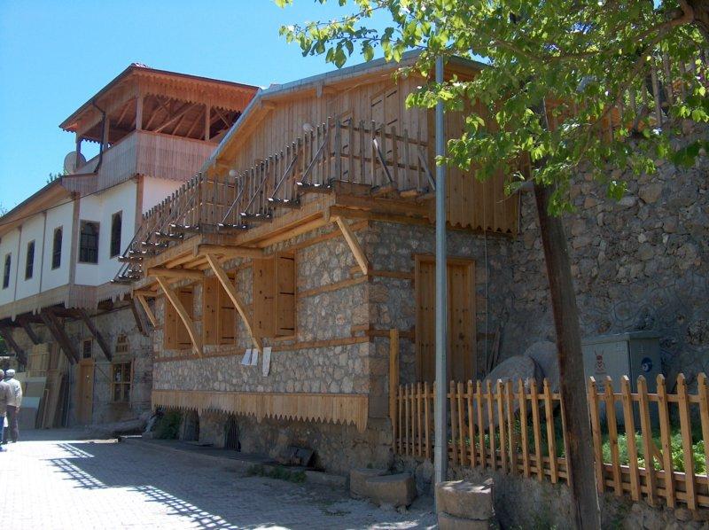 Ein Land bricht auf: Ein türkisches Dorf im  Osten der Türkei