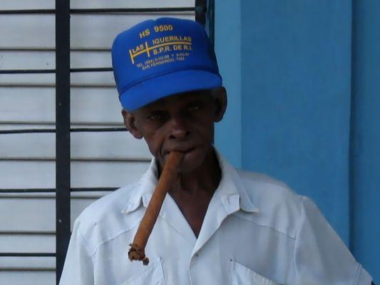 Ein Land ein Mann eine Zigarre....Cuba