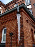 Ein langer Eiszapfen... ;-)