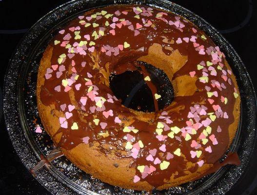 ein leckerer kuchen