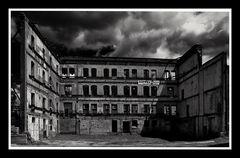 ein leeres Haus