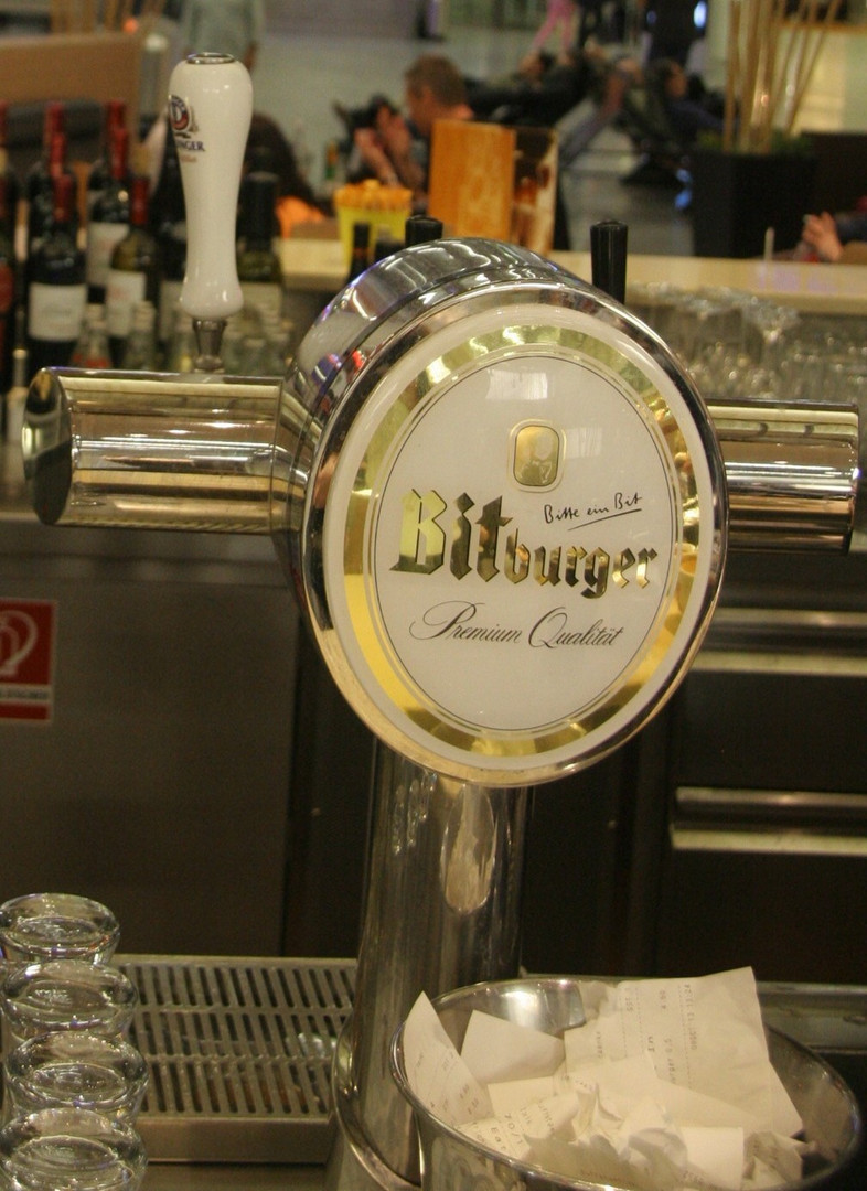 Ein letztes Bier