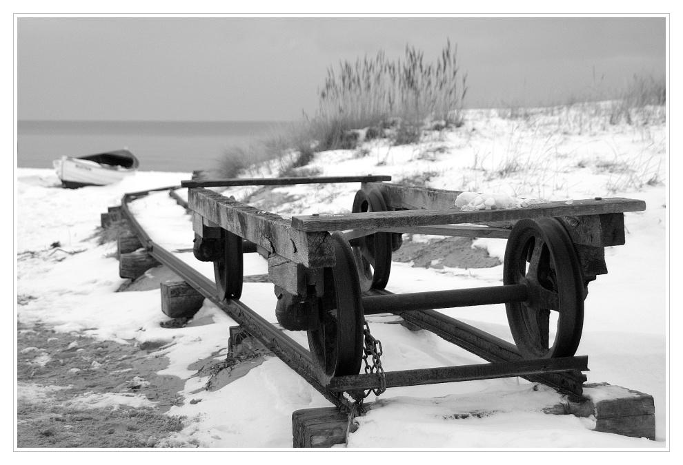 Ein letztes Winterbild...