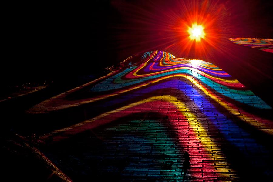 Ein Licht am Ende des Tunnels....