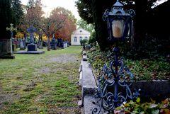Ein Licht geht auf..... Friedhof Bad Kissingen