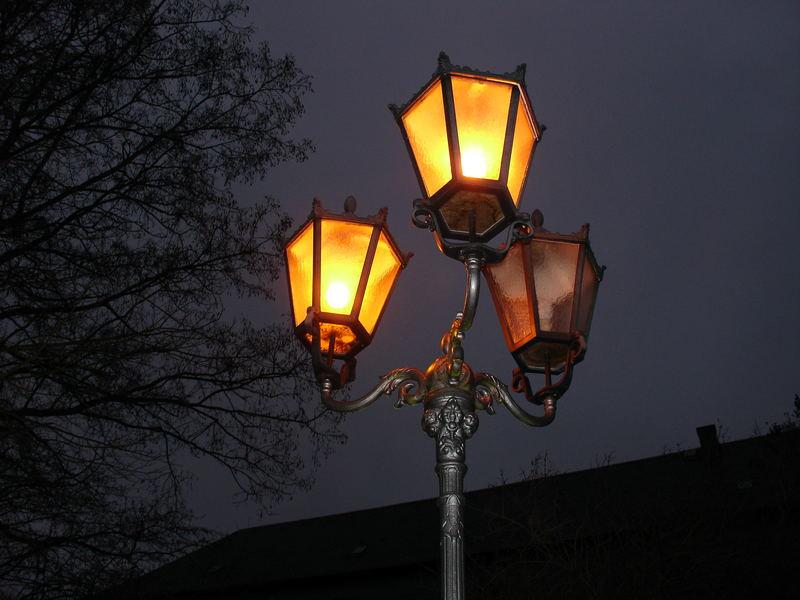 Ein Licht in der Adventszeit....