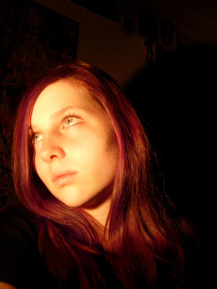 ein Licht in der Dunkelheit..