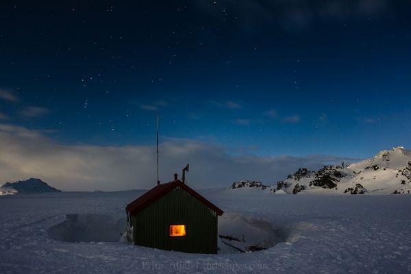Ein Licht in der Kältewüste