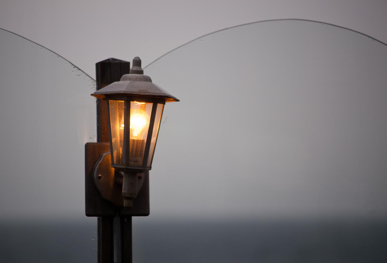 Ein Licht in der trüben Zeit