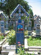 Ein lustiger Friedhof